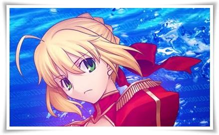 Fate EXTRA(アニメ)の放送日はいつ?主人公とキャラデザが微妙?1