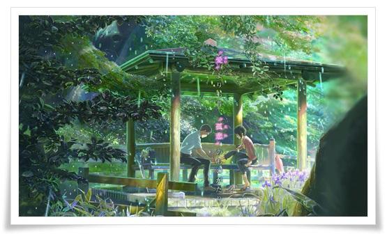 新海誠の作品おすすめランキング(小説編)!ほぼ傑作一覧集だなww言の葉の庭