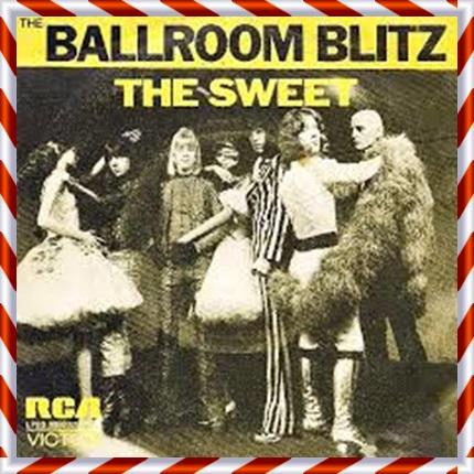 スーサイドスクワッドの曲が超かっこいい!予告CMの曲名や歌手は?The Ballroom Blitz
