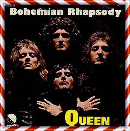 スーサイドスクワッドの曲が超かっこいい!予告CMの曲名や歌手は?Bohemian Rhapsody