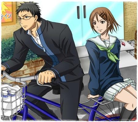 黒子のバスケの恋愛関係ネタバレ!テツヤと桃井!日向とリコの行方は4