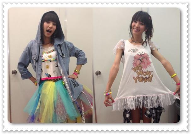 LiSA 可愛すぎる衣装 リメイク