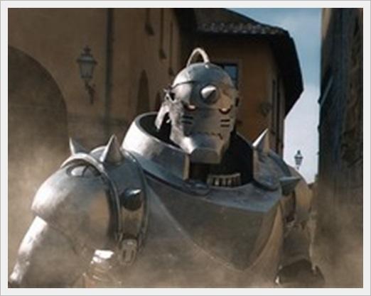 鋼の錬金術師が実写映画化!弟アルフォンスはCG?声優なら誰が?1