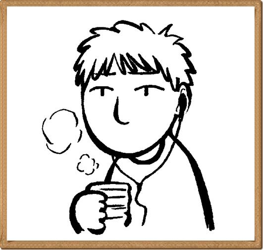 藤巻忠俊はイケメン? 経歴&年収が凄過ぎる!? 藤巻忠俊 イラスト