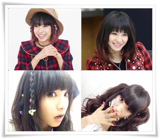 LiSAの可愛いメイク&髪型画像まとめ LiSA ヘアスタイル色々4枚