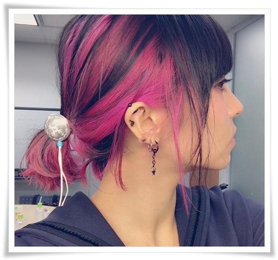 LiSAの可愛いメイク&髪型画像まとめ LiSA メッチャピンク
