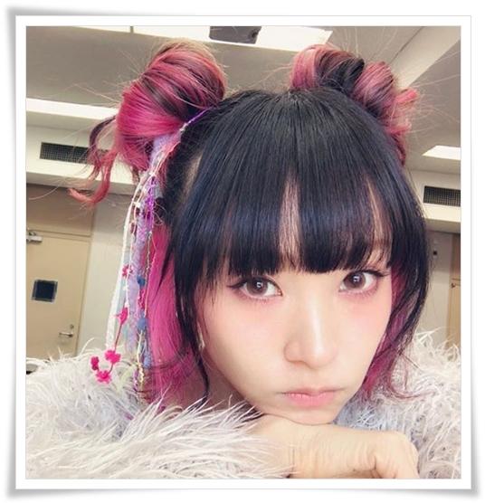 LiSAの可愛いメイク&髪型画像まとめ LiSA ヘアスタイル PINKデビル