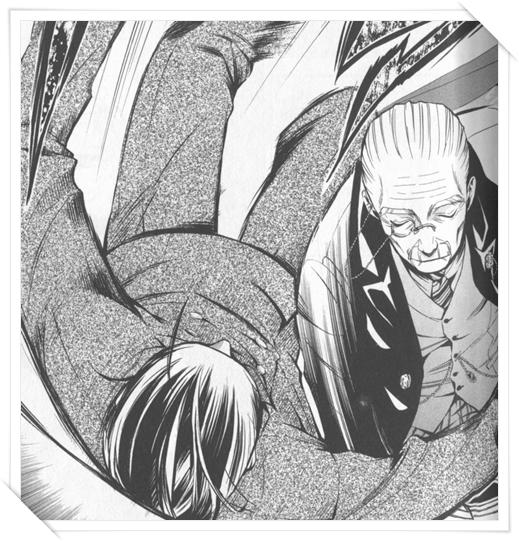 黒執事のタナカって何者?黒幕の正体悪魔説も! タナカ 柔術