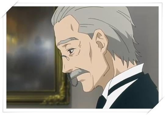 黒執事のタナカって何者?黒幕の正体悪魔説も! アニメ タナカ2