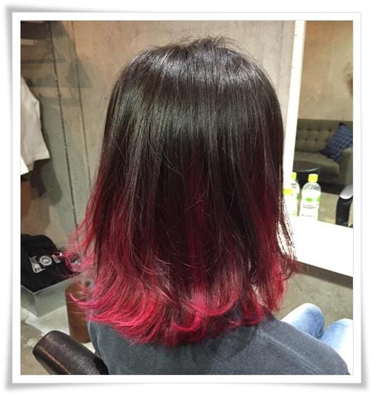 LiSAの可愛いメイク&髪型画像まとめ LiSA 2015年 美容院