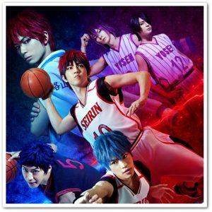 斉藤秀翼がかっこいいと評判!黒子のバスケの演技の色気がヤバイ?  黒子のバスケ ポスター