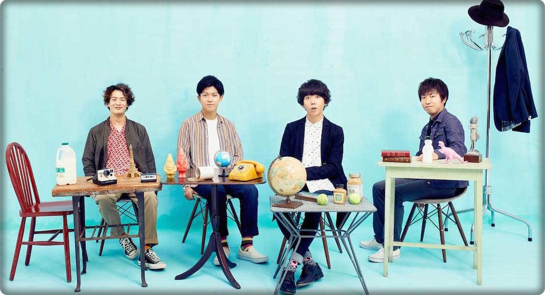sumika「Fiction e.p」にアニメ主題歌が!値段&オススメ曲についても5