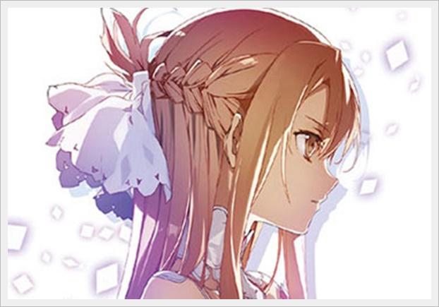 SAO・アスナの髪型の名前&やり方は?プロフィール・生年月日も!1