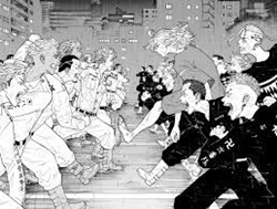東京リベンジャーズ!漫画と映画の違いなどを比較!魅力はなに?4